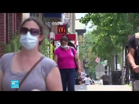 الولايات المتحدة ترزح تحت عبء العدد الهائل من المصابين بفيروس كورونا  - نشر قبل 16 ساعة
