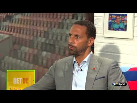 Manchester United Rio Ferdinand gives his view on John Terry's criticism of Robbie Savage