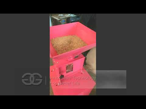 Rice Hulling Machine|Wild Rice Dehuller From Russian Customers