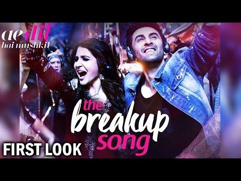 BREAK UP Song First Look Out | Ae Dil Hai Mushkil | Ranbir Kapoor, Anushka Sharma