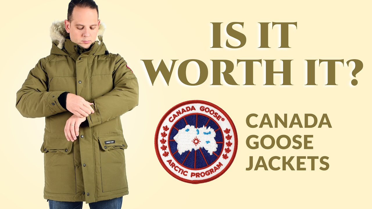 Canada Goose Parka Jackets Review Is It Worth It? YouTube