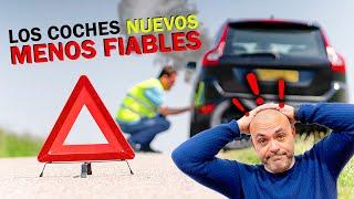 INVESTIGACIÓN: LOS COCHES NUEVOS MENOS FIABLES DEL MERCADO + LOS MEJORES