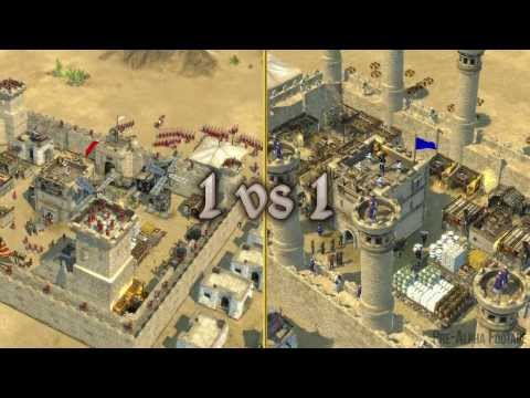 Stronghold Crusader 2 - BUILDING A KINGDOM from YouTube · High Definition · Duration:  46 minutes 4 seconds  · 155,000+ views · uploaded on 12/22/2016 · uploaded by SergiuHellDragoonHQ