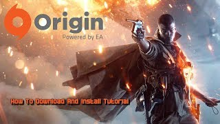 Gambar cover How To Download And Install Origin