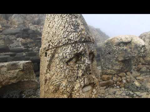 Mount Nemrut, Turki