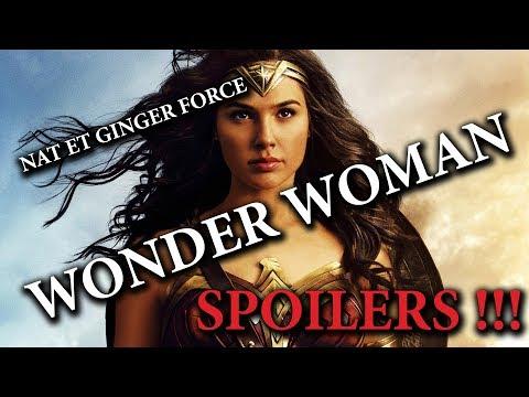 Nat&Ginger - Wonder Woman [SPOILERS]