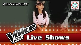 The Voice Kids Philippines 2016 Live Semi-Finals: Yessha of Team Lea Journey