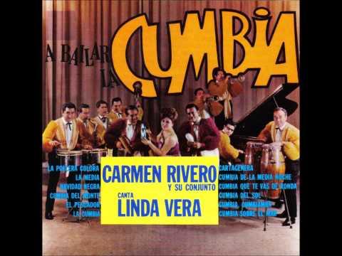 Carmen Rivero y Su conjunto - Cumbia que te vas de ronda