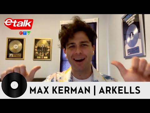 Max Kerman has a great story about hearing an Arkells song o