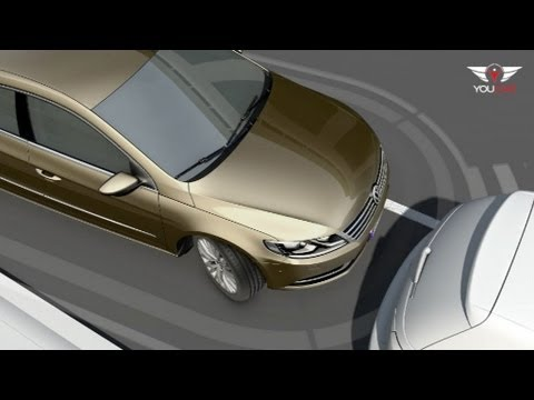 2013 Volkswagen CC - Assistance and Convenience Systems