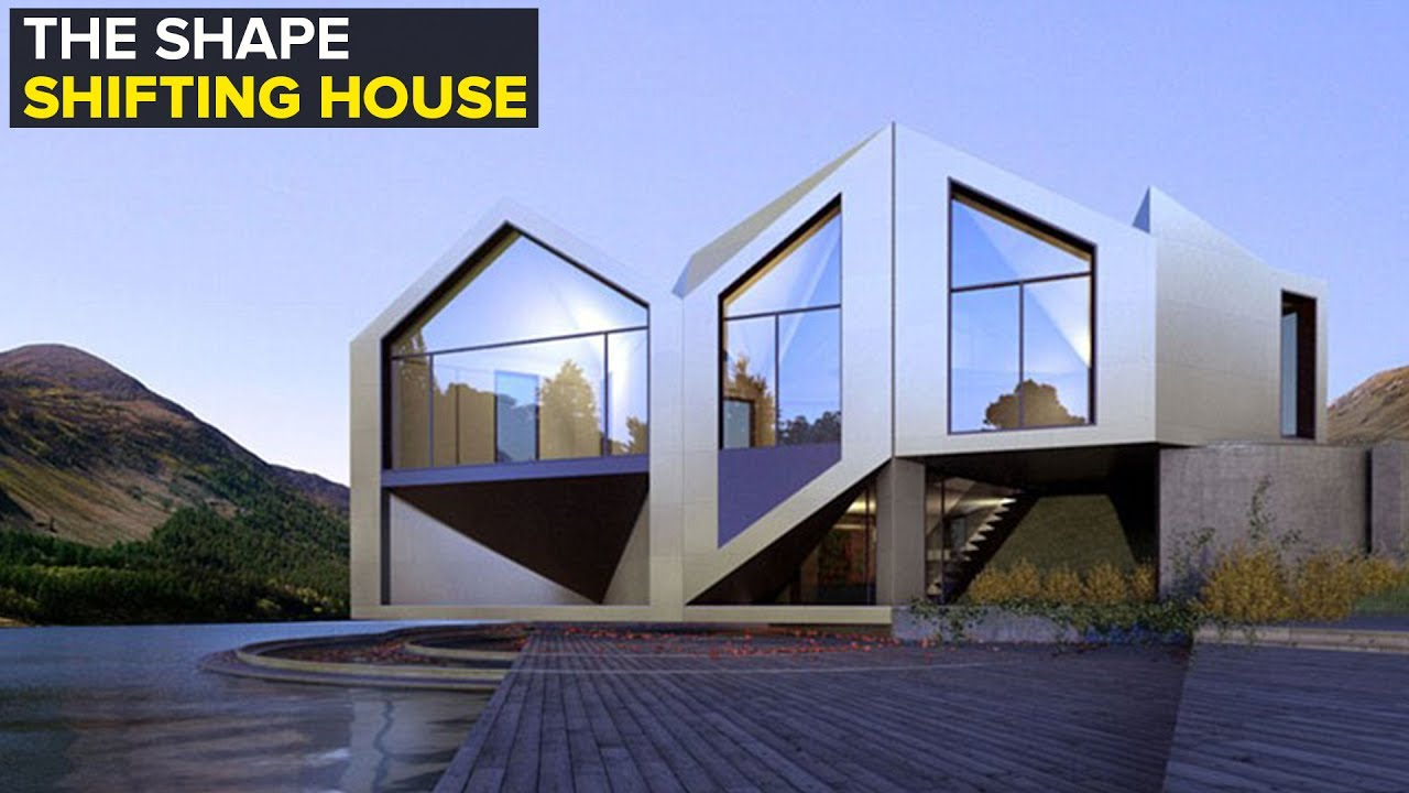 This Shape Shifting House Can be Our Future YouTube