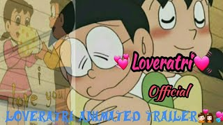 Loveratri // Offizieller Trailer // BM-SERVER presents//Animiert (Von Doraemon)...