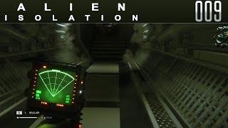 👽 ALIEN ISOLATION [009] [Von hinten angeschlichen] Let's Play Gameplay Deutsch German thumbnail
