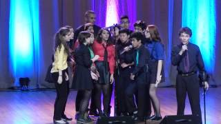 "2015 MIT Family Weekend A Capella --MIT-Wellesley Tunes ""Herp de Derp"""