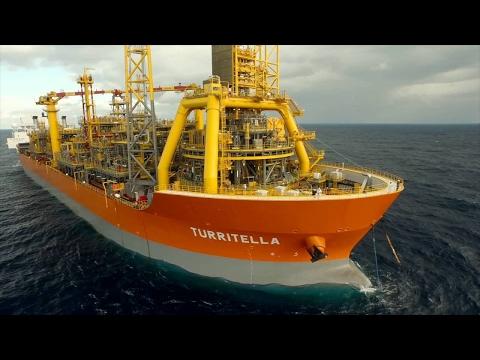 Oil output in Gulf of Mexico growing despite price slump