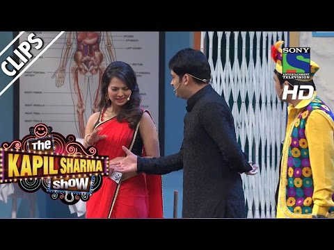 Kapil tries to impress Lottery- The Kapil Sharma Show - Episode 18 - 19th June 2016