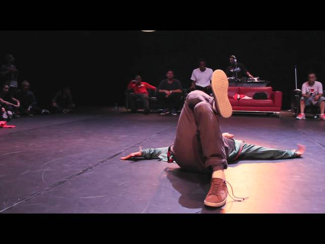 Urban Moves 2012 | JUDGE SOLO | Physs