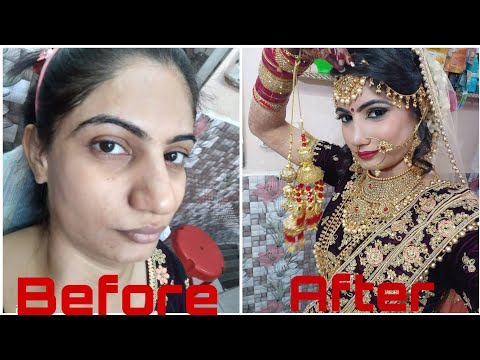 Bridal Makeover by Sangeeta Makeup Artist