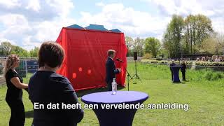Start bouw Kindcentrum Siddeburen in de Gemeente Midden-Groningen