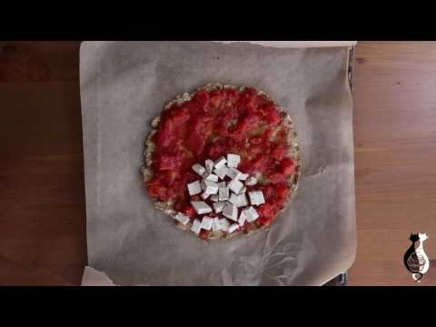 Extra fit pizza