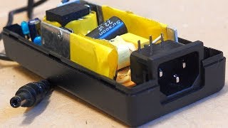 12v 5a Led Switching Power Supply With Schematic Youtube
