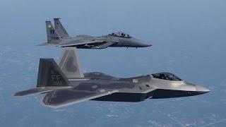 挑戰新聞軍事精華版--日本媒體:一架「F-22」可完勝中國20架四代戰機