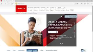 Oracle Support or Metalink Tutorial. How to use oracle support .