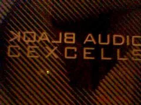 Blaqk Audio - Snuff On Digital Cover mp3