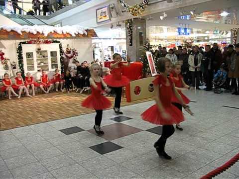 Evi Stepp Ballettissimo LeineCenter 12.12.12.AVI