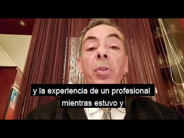 Thodoros G  Testimonio Subtitulado en Español