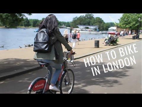 How to Use London's Bike Hire System | London's Boris Bikes
