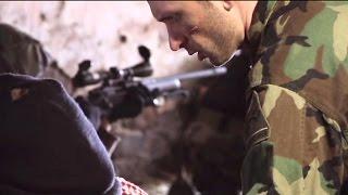 LAST WORDS Military Movie Scene - Damien Colletti