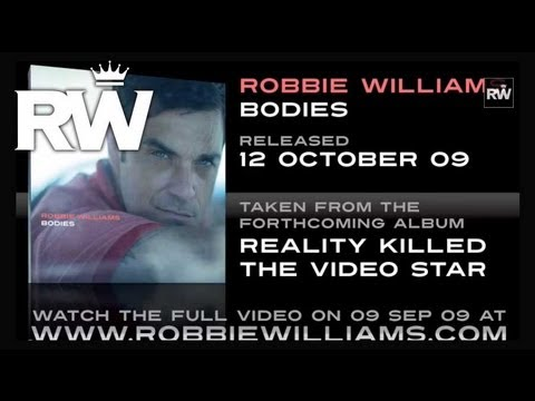 Robbie Williams | 'Bodies' | Official Track
