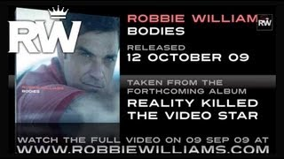 Robbie Williams | Bodies (Official Track)