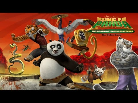 Kung Fu Panda: Showdown of Legendary Legends - Po [Xbox One Gameplay]