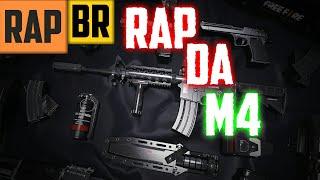 RAP DA M4 (FREE FIRE BATTLEGROUNDS) 2018