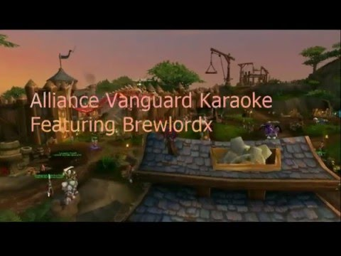 Alliance Vanguard Karaoke
