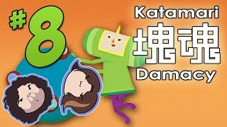 Katamari Damacy: About Town - PART 8 - Game Grumps