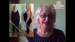 РЕКОРД! Похудение на 45 кг за 7 месяцев Курса! СВЕТЛАНА ГЕРМАНИЯ. ( Отзыв 276 )