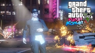 GTA ONLINE - LE BRAQUAGE ULTIME! (Teaser+description)