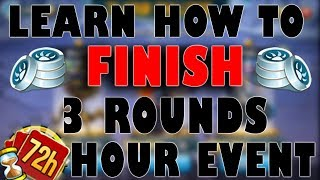 Monster Legends | 72-Hour Challenge | WHAT YOU NEED TO KNOW | How to Complete ALL 3 Rounds