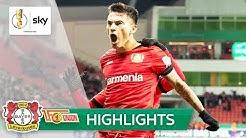 Bayer 04 Leverkusen - Union Berlin | Highlights - DFB-Pokal 2019/20 | Viertelfinale