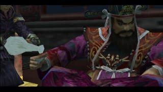 Dynasty Warriors 3 Xtreme Legends - Lu Bu Musou Mode Part 3 - Battle of Wan Castle (Very Hard)