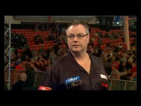 Coral UK Open 2014 Second Round Paul Hogan v John Part
