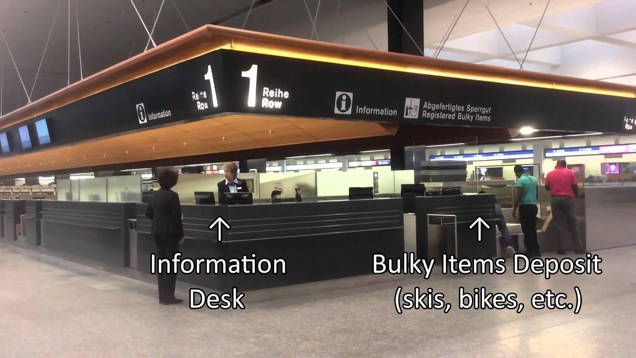 Flughafen Zürich Ankunft Live