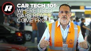 Car Tech 101: The secret life of used cars thumbnail