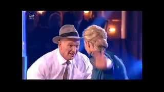 John & Karina danser Tango og Lindyhop - Vild Med Dans 2015 semifinale