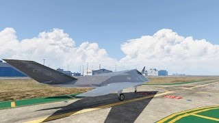 GTA V - Lockheed F 117 Nighthawk Add On EnRoMovies