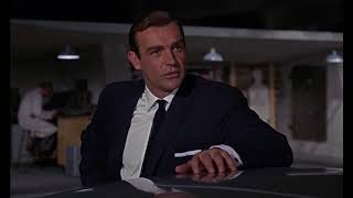 GOLDFINGER - EJECTOR SEAT