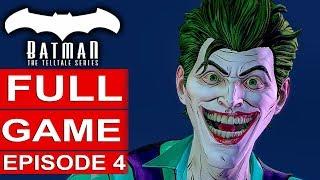 BATMAN Telltale SEASON 2 EPISODE 4 Gameplay Walkthrough Part 1 FULL GAME [1080p HD] No Commentary